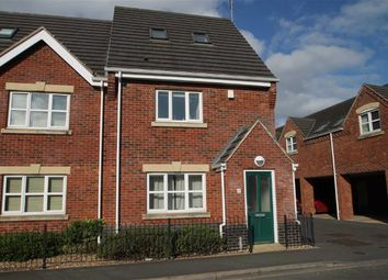 Thumbnail 1 bedroom flat for sale in Mossvale Close, Cradley Heath, West Midlands
