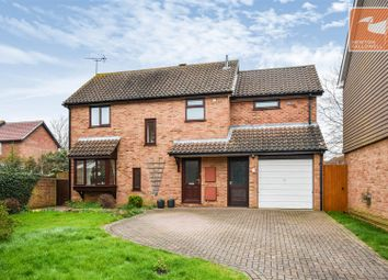 Thumbnail 4 bed detached house for sale in Greenacres, Werrington, Peterborough