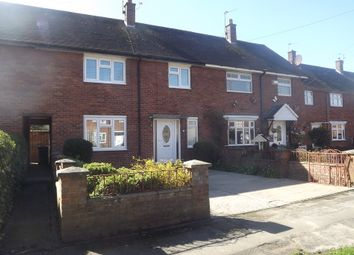 Thumbnail 3 bed terraced house for sale in Fulwood Road, Little Sutton, Ellesmere Port