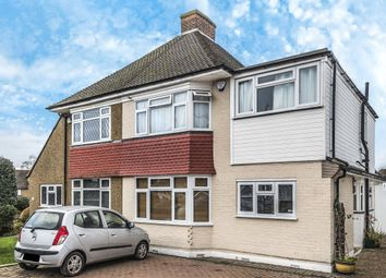 Thumbnail 4 bed semi-detached house for sale in Fairfield Avenue, Ruislip, Middlesex