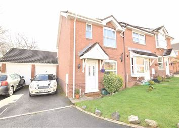 Thumbnail 2 bed end terrace house for sale in Malmesbury Close, Longwell Green, Bristol