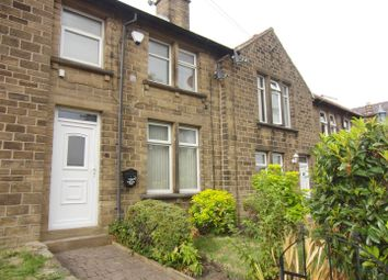 Thumbnail 2 bed terraced house to rent in Scar Lane, Milnsbridge, Huddersfield