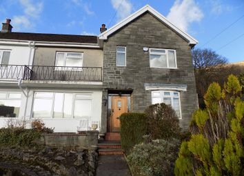 Thumbnail 3 bed semi-detached house for sale in Cadwgan Road, Treorchy, Rhondda, Cynon, Taff.