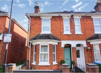 Thumbnail 2 bed end terrace house for sale in Norham Avenue, Upper Shirley, Southampton