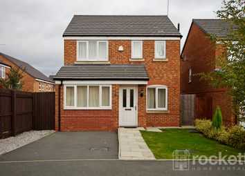 Thumbnail 4 bedroom detached house to rent in Brent Close, Newcastle-Under-Lyme