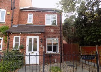 Thumbnail 2 bed end terrace house to rent in Brendan Close, Coleshill