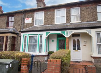 Thumbnail 3 bed terraced house for sale in Cherry Hinton Road, Cherry Hinton, Cambridge