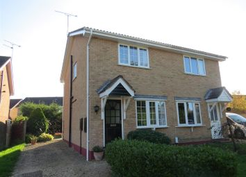 Thumbnail 2 bed semi-detached house to rent in Hyacinth Close, Creekmoor, Poole