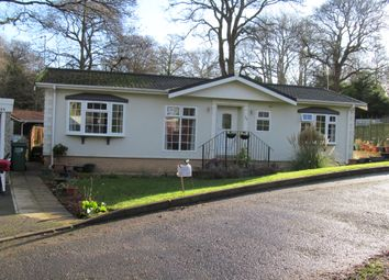 Thumbnail 2 bed mobile/park home for sale in Six Acre, Pathfinder Village (Ref 5792), Tedburn St Mary, Exeter