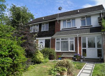 Thumbnail 3 bed terraced house for sale in Vicarage Close, Steeple Claydon, Buckingham, Buckinghamshire
