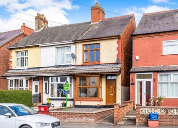 Thumbnail 3 bed terraced house for sale in Whitehill Road, Ellistown, Coalville