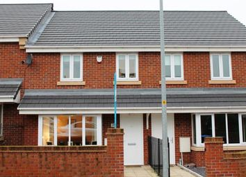 Thumbnail 3 bedroom terraced house for sale in Bridestowe Avenue, Hyde, Greater Manchester