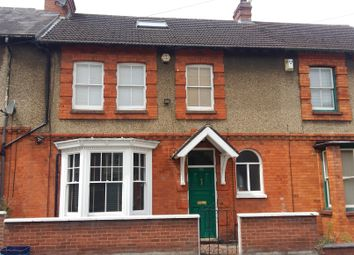Thumbnail 4 bed town house to rent in Semilong Road, Northampton