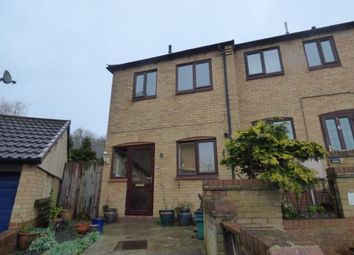 Thumbnail 2 bed end terrace house for sale in St. Dunstans Rise, West Hunsbury, Northampton, Northamptonshire
