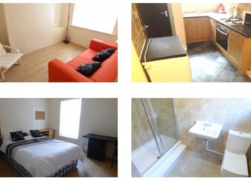 Thumbnail 3 bedroom shared accommodation to rent in Teck Street, Kensington, Liverpool