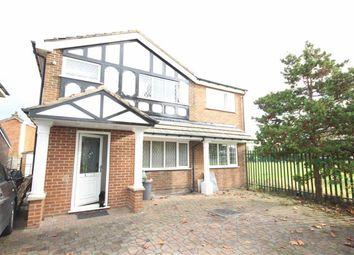 Thumbnail 4 bedroom detached house for sale in Ledge Ley, Cheadle, Cheshire