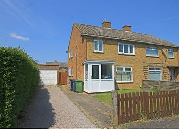 Thumbnail 3 bed semi-detached house for sale in Kisby Avenue, Godmanchester