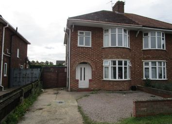 Thumbnail 3 bed detached house for sale in Newark Avenue, Dogsthorpe, Peterborough