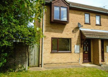 Thumbnail 3 bed semi-detached house to rent in St. Marys Close, Bluntisham, Huntingdon