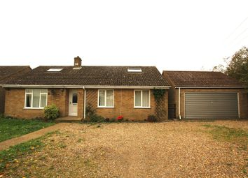 Thumbnail 3 bedroom detached bungalow to rent in Mildenhall Road, Littleport, Ely