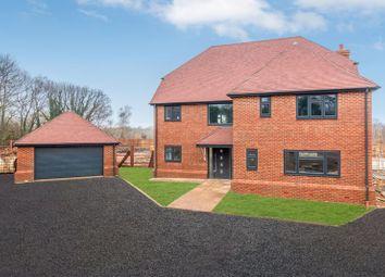 Robin Hood Lane, Chatham ME5. 5 bed detached house for sale