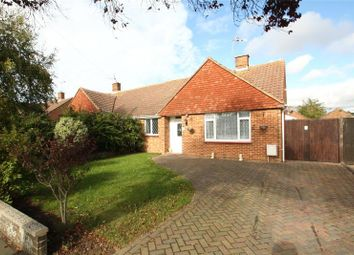 Thumbnail 2 bed semi-detached bungalow for sale in Coniston Road, Goring By Sea, Worthing