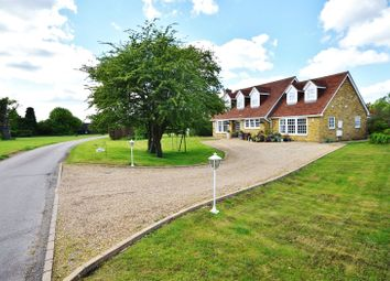 Thumbnail 4 bedroom detached house for sale in Wrights Green, Little Hallingbury, Bishop's Stortford