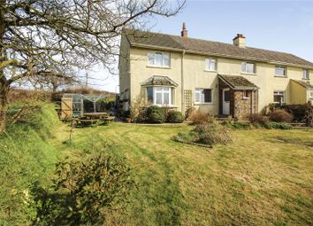 Thumbnail 5 bed semi-detached house for sale in Buckland Brewer, Bideford