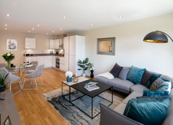 Thumbnail 2 bed flat to rent in St. Andrews Road, Uxbridge