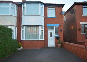 Thumbnail 3 bed semi-detached house for sale in Dryburgh Avenue, Stanley Park, Blackpool