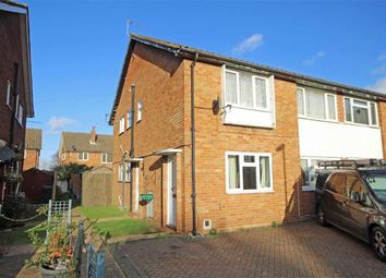 Thumbnail 2 bed flat to rent in Cedar Way, Sunbury-On-Thames