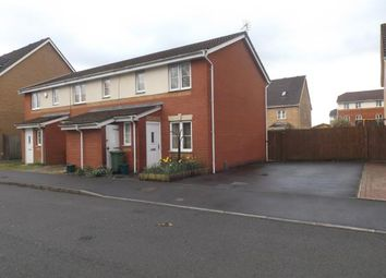 Thumbnail 2 bed end terrace house for sale in Clos Springfield, Talbot Green, Pontyclun, Rhondda Cynon Taff