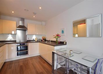 Thumbnail 1 bed flat for sale in Marine Crescent, Ilford, Essex