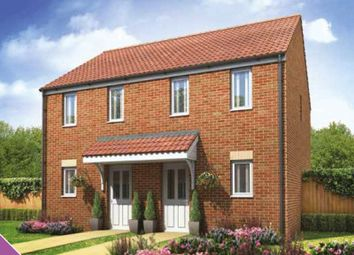 Thumbnail 2 bed semi-detached house for sale in Hodder Street, Northampton
