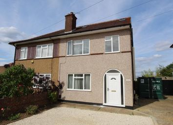 Thumbnail 5 bedroom semi-detached house for sale in Adelphi Crescent, Hayes