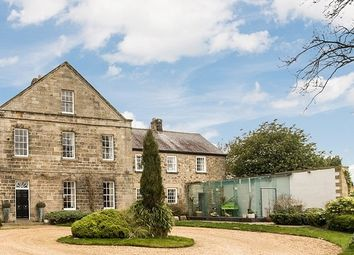 Thumbnail 4 bed country house for sale in Hedddon House, Heddon House Lane, Heddon On The Wall, Northumberland