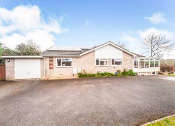 Thumbnail 3 bed detached bungalow for sale in Crosslands, Tonedale, Wellington