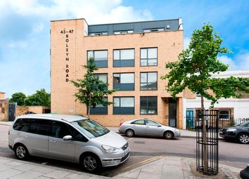 Thumbnail 1 bedroom flat for sale in Boleyn Road, Stoke Newington