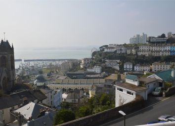 Thumbnail 2 bed flat for sale in Braddons Cliffe, Braddons Hill Road East, Torquay, Devon