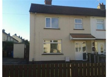 Thumbnail 3 bed end terrace house to rent in Ardcarn Drive, Belfast