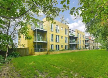 Thumbnail 3 bed flat for sale in Lanthornes Court, Epsom, Surrey