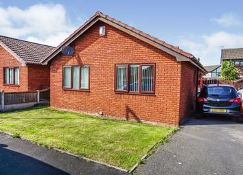 Thumbnail 3 bed detached bungalow for sale in Bryn Derw, Flint