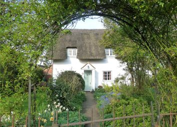 Thumbnail 2 bedroom detached house for sale in Thame Road, Warborough, Wallingford