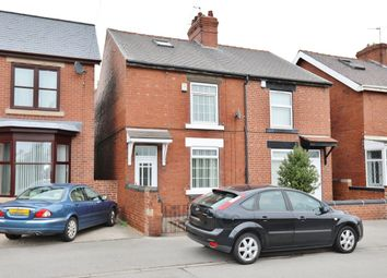 Thumbnail 2 bed semi-detached house for sale in Saltersbrook Road, Darfield, Barnsley