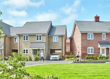 Thumbnail 3 bed link-detached house for sale in Fornham Place, Marham Park, Tut Hill, Bury St Edmunds