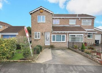 Thumbnail 3 bed semi-detached house for sale in Frobisher Grove, Maltby, Rotherham, South Yorkshire