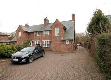 Thumbnail 3 bed semi-detached house for sale in Blackbank, Longtown, Carlisle
