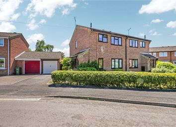 3 bed semi-detached house for sale in Jacobs Close, Romsey, Hampshire SO51