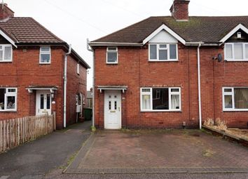 Thumbnail 3 bed terraced house for sale in Newman Grove, Rugeley
