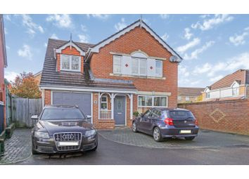 Thumbnail 5 bed detached house for sale in Amey Gardens, Southampton